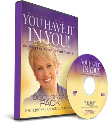 You Have It In You (DVD Discussion Series)
