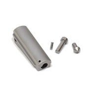 1911 Stainless Government Smooth Mainspring Housing Kit