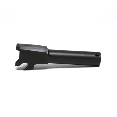 Extended Ported .40 to 9mm M&P Shield Conversion Barrel