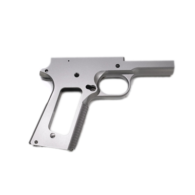 Remsport GI 1911 80% Government Frame Stainless Checkered