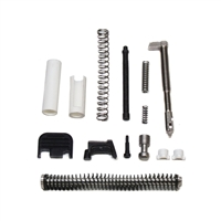 Remsport 9mm G17 Completion Kit for Glock Slides with Stainless Guide Rod