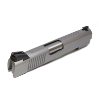 Commander 9mm Para Ramped Stainless Slide Assembly Tactical