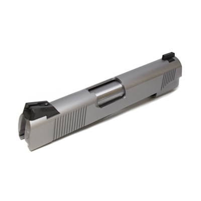 Remsport 1911 Commander Stainless 9mm Para Ramped Slide Assembly