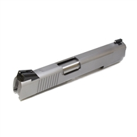 Government .45ACP Non Ramped Stainless Slide Assembly Tactical