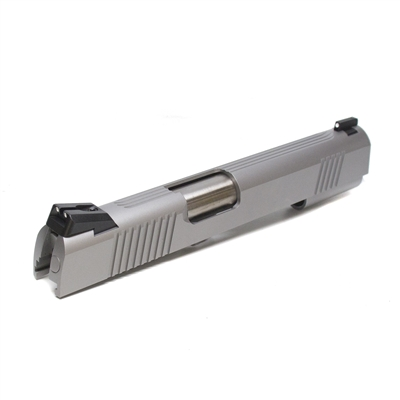 Government 9mm Para Ramped Stainless Slide Assembly Tactical