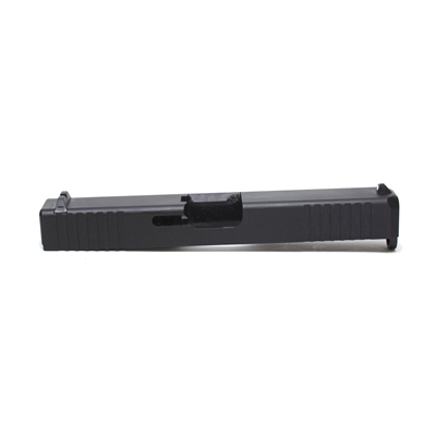 Remsport G17 Gen 3 Nitride Slide with Front and Rear Serrations With Sights