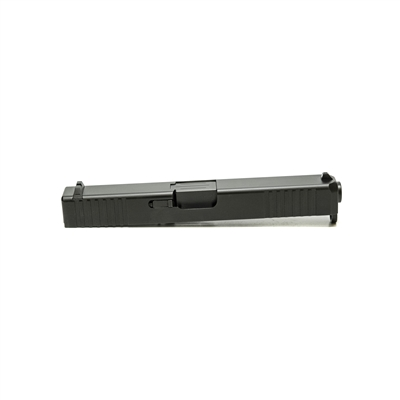 Remsport G17 Loaded Slide Assembly with Front and Rear Serrations