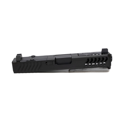 Remsport Lightweight  G19 Loaded Slide Assembly