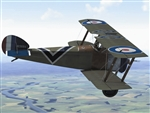 1/4 Scale Sopwith F-1 Camel