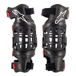 Alpinestars Bionic-10 Carbon Knee Brace Set - Pair