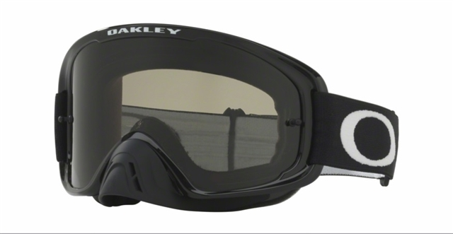 Oakley O Frame 2.0 UTV/Sand Goggles Jet Black - Dark Grey & Clear Lenses