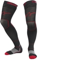Alpinestars Long Tech MX Thick Socks Red