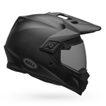Bell MX-9 ADVENTURE Matte Black Helmets with MIPS