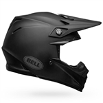 Moto-9 Helmet With MIPS - Matte Black