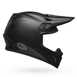 BELL MX-9 Matte Black Helmet With MIPS