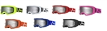 Fox Racing Main II Goggles- Clear Lens