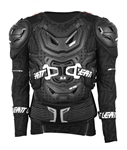 Leatt 5.5 Body Protector Black