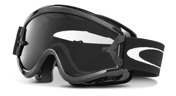 466fce098ffd Oakley L Frame OTG MX Goggles Carbon Fiber - Clear