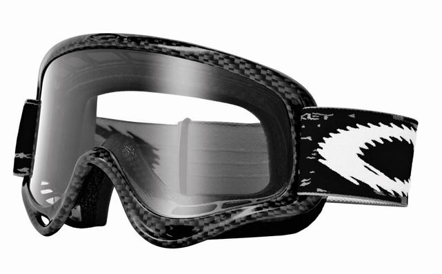 c0828b2992d Oakley O-Frame MX Goggles MATTE CARBON FIBER - Clear Lens