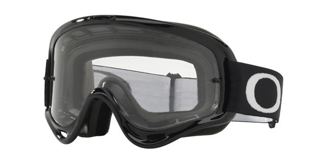 b1bb019a43 Oakley O-Frame MX Goggles Jet Black - Clear Lens