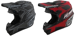 2020 Troy Lee Designs SE4 Polyacrylite POLARIS RZR Helmets-Matte