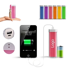 Lipstick Case Power Bank