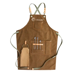 Custom Canvas Work Apron