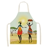 Multifunction Kitchen Apron with Custom Full Color Print