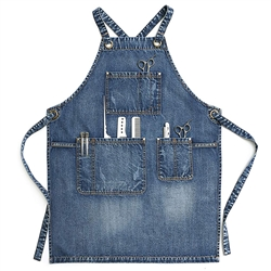 Custom Denim Apron