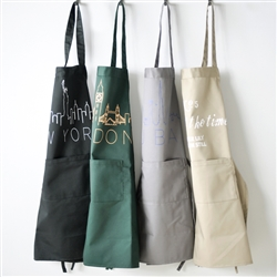 Custom Cotton Apron