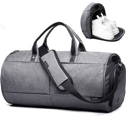 Outdoor Sports Bag with Shoe Compartment