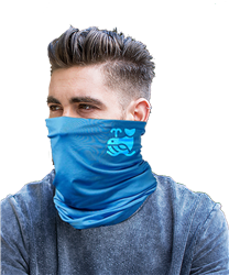 Cooling Neck Gaiter - One Color Imprint