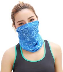 Cooling Neck Gaiter - Full Color Imprint