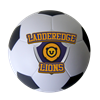 "Custom Foam Soccer Ball - 4"" Size"