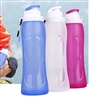Foldable Silicone Drink Sport Water Bottle