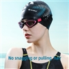 Silicone Swimming Cap - Flat Style