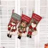Holiday Stocking Gift Bag