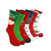 Cotton Christmas Socks