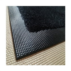 Indoor and Outdoor Rubber Backing Logo Mat 3x5FT