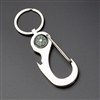 Bottle Opener/Compass Key Chain