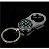 Bottle Opener/Compass Keyring