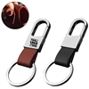 Premium Soft Leather Keychain