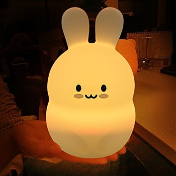 Novelty Soft Silicone USB Night Light