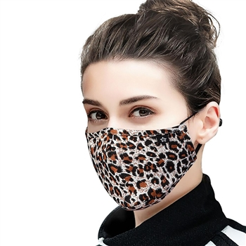 Custom Washable Ear Loop Mask