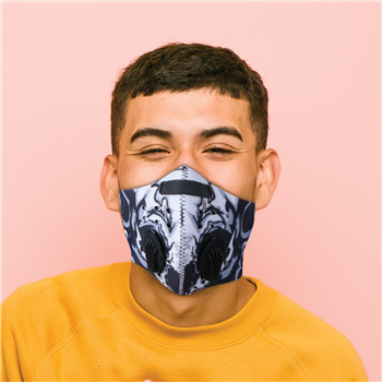 Full Color - Activated Carbon Running Mask PM2.5