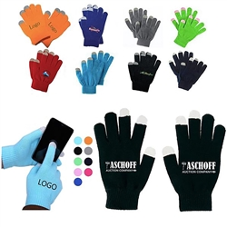 Smart Touch Screen Gloves