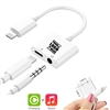 2 in 1 Audio/Charger Splitter for Devices