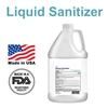Liquid Sanitizer - 1 Gallon 80% Alcohol