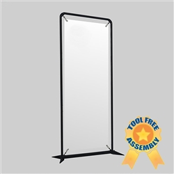 "Sneeze Guard Barrier 33.5""x82"""