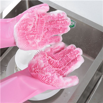 Multifunction Silicone Kitchen Mitt